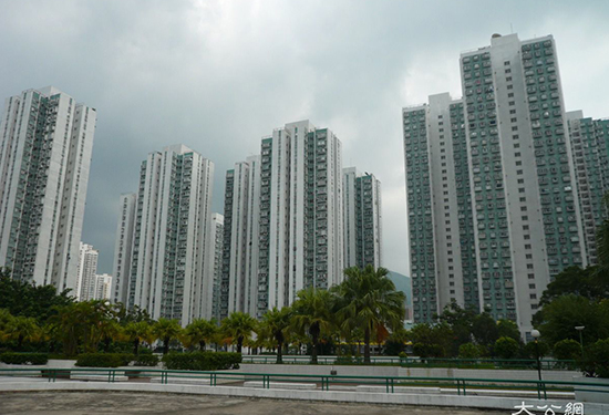 The 5 stage of the first city, Sha Tin, Hongkong -- carbon steel and stainless steel compression system